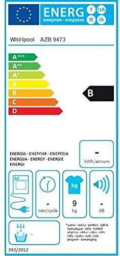 Whirlpool AZB 9473 – seche-linge condensación: Amazon.es ...
