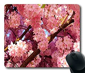 "Nature Spring Standard Mouse Pad Oblong Design Mousepad in 220mm*180mm*3mm (9""*7"") -102146"