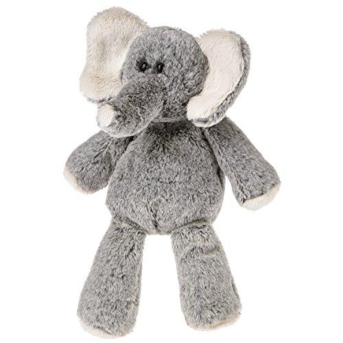 Junior Elephant - Mary Meyer Marshmallow Junior Elephant Soft Toy, 9-Inch