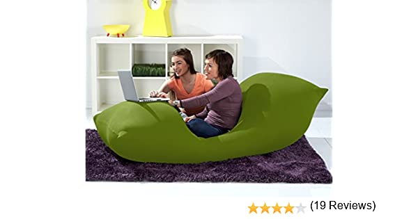 Amazon Yogibo Max Giant Bean Bag 6 Feet Green Kitchen Dining