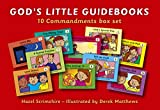 img - for God's Little Guidebooks - Box Set: 10 Commandments Box Set (Colour Books) book / textbook / text book