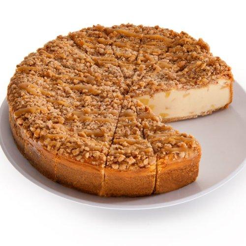 Caramel Apple Crunch Cheesecake - 6 Inch