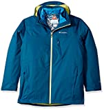 Columbia Men's Tall Whirlibird Interchange Jacket, X-Large/Tall, Phoenix Blue