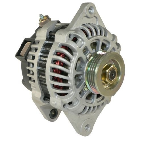 DB Electrical AMN0013 New Alternator Kia Sephia 1.8L 1.8 98 99 00 01 1998 1999 2000 2001, 1.8L 1.8 Spectra 00 01 02 03 04 2000 2001 2002 2003 2004 111237 400-46017 OK2A2-18-300 AB170094 TA000A28801