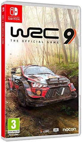 WRC 9. World Rally Championship 9: The Official Game - Versión Española (Nintendo Switch): Amazon.es: Videojuegos