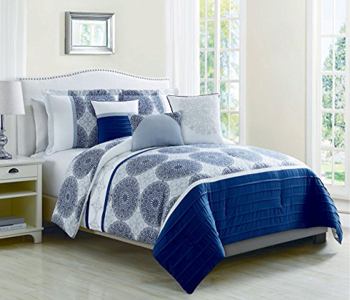 Blue Denim Comforter - 6