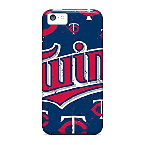 Iphone 5c QSU19696Hjrb Support Personal Customs Fashion Minnesota Twins Series Excellent Hard Cell-phone Case -KimberleyBoyes