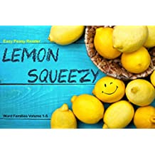 Lemon Squeezy Books: Easy Peasy Reader