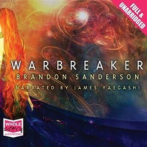 Warbreaker | Livre audio