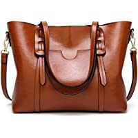 Women Handbags Soft PU Leather Clutch purse Top Handle Satchel Shoulder Bags for Lady