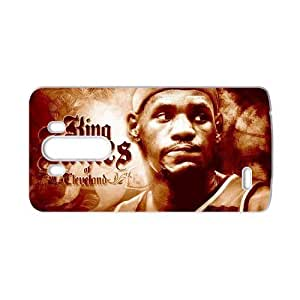 Hoomin Lebron James Excellent Basketball Player LG G3 Cell Phone Cases Cover Popular Gifts(Laster Technology)