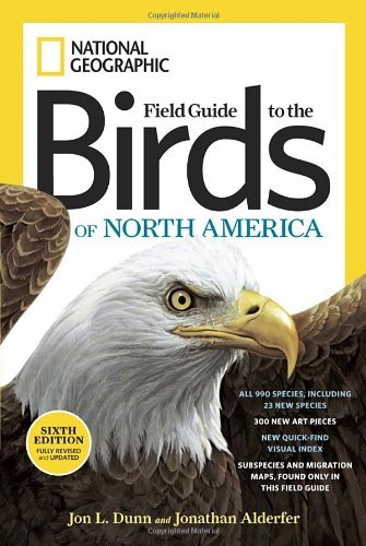 National Geographic Field Guide to the Birds of North America, Sixth Edition pdf