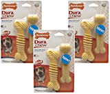 Cheap Nylabone Dura Chew Chicken Flavored Textured Bone Chew Toys, Regular – 6 Total (3 Packs with 2 per Pack)
