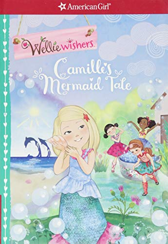 - Camille's Mermaid Tale (WellieWishers)