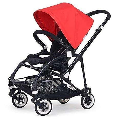 Sillas de bebé Trolley Paraguas Ligero Coche Colisión en las cuatro ruedas Plegable Se puede mentir Carros para niños Sillón de bebé: Amazon.es: Bebé