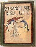 img - for The strangeland bird life;: The book of Antarctic birds, book / textbook / text book