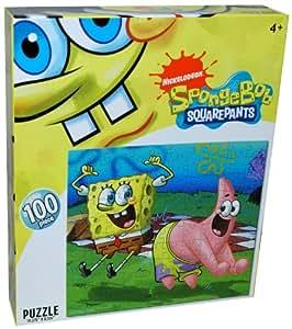 Amazon.com: Nickelodeon SpongeBob Squarepants 100-Piece ...