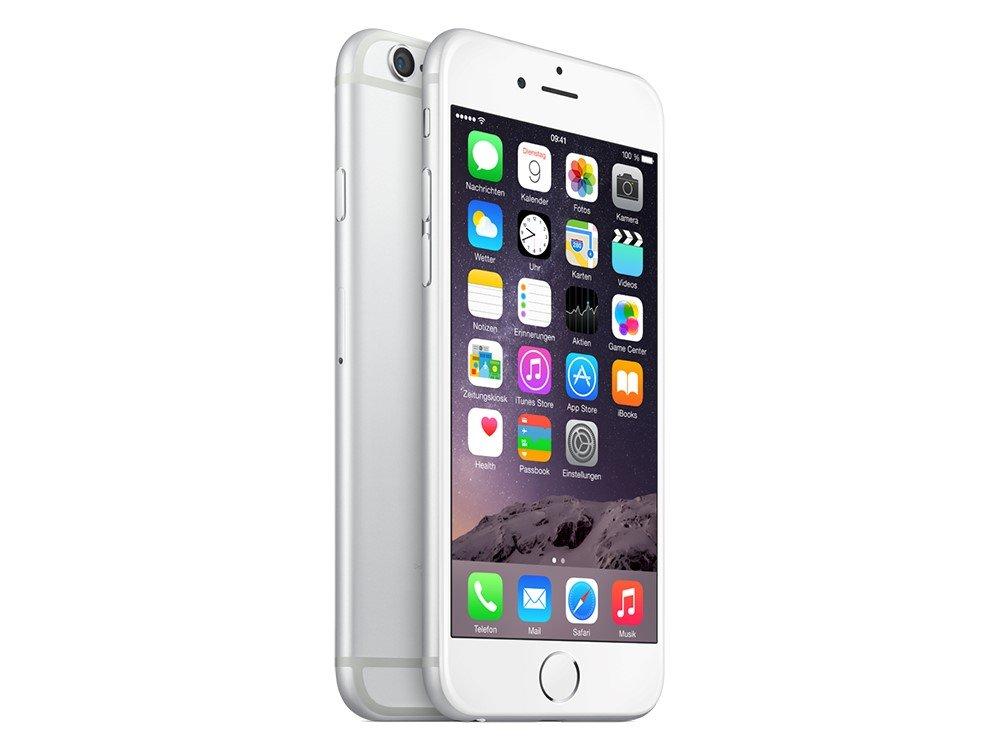 Apple IPhone 6 Smartphone 119 Cm Silber Amazonde Elektronik