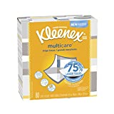 Health & Personal Care : Kleenex Multicare 80 Facial Tissues, 6 Count