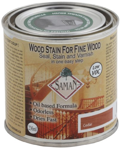 saman-sam-303-8-8-ounce-interior-stain-for-fine-wood-for-seal-stain-and-varnish-cedar