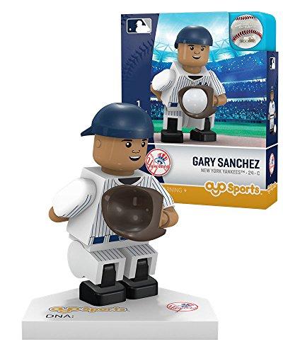 MLB New York Yankees Gary Sanchez Generation 5 Minifigure, Small, Black