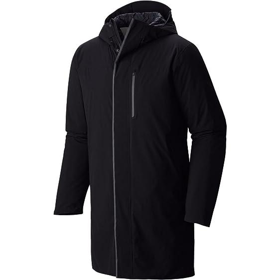 Mountain Hardwear Men's ZeroGrand Trench Coat at Amazon Men's ...