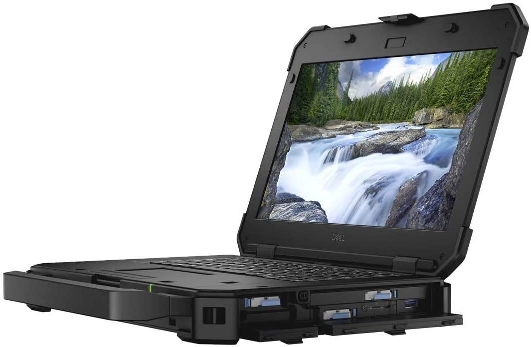 "Dell Latitude 5424 Rugged Laptop, Intel Core i5-8350U @1.70GHz, 14"" HD Touchscreen, 32GB, 512GB SSD, WiFi, Bluetooth, Windows 10 Pro"