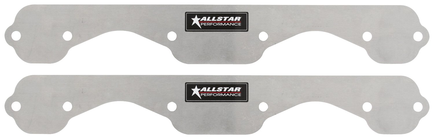 Allstar ALL34212 1/16'' Thick Exhaust Block Off Plate