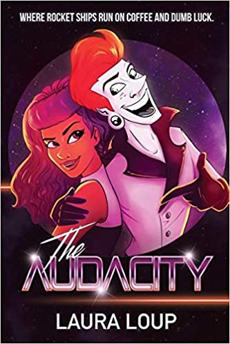 Image result for the audacity by laura loup