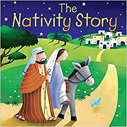The Christmas Story Book.Nativity Story Juliet David Jo Parry 9781859859216 Books