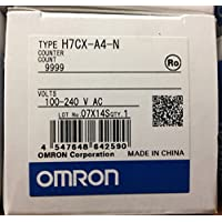 OMRON H7CX-A4-N Multifunction Preset Counter (SPDT)(Screw terminals)(4 digits)(100 to 240VAC) NN