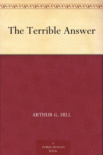 The Terrible Answer