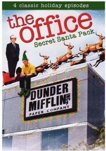The Office: Secret Santa Pack (Office Episodes Of The Christmas)