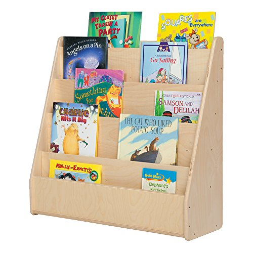 Sprogs SPG-355F Wooden Book Shelf/Display, 29
