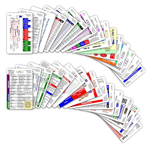 (Comprehensive Vertical Badge Card Reference Set - 30 Cards)