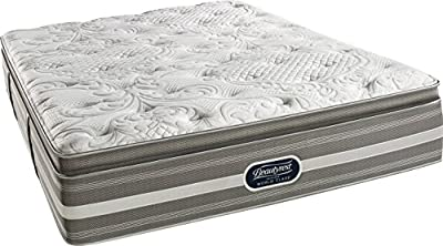 Beautyrest Recharge World Class Simmons Coral Luxury Firm Pillow Top Mattress