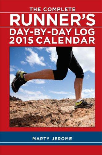 Day Runner Agenda (The Complete Runner's Day-by-Day Log 2015 Calendar)