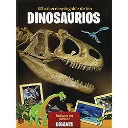 Mi atlas desplegable de los dinosaurios