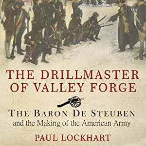 The Drillmaster of Valley Forge Hörbuch