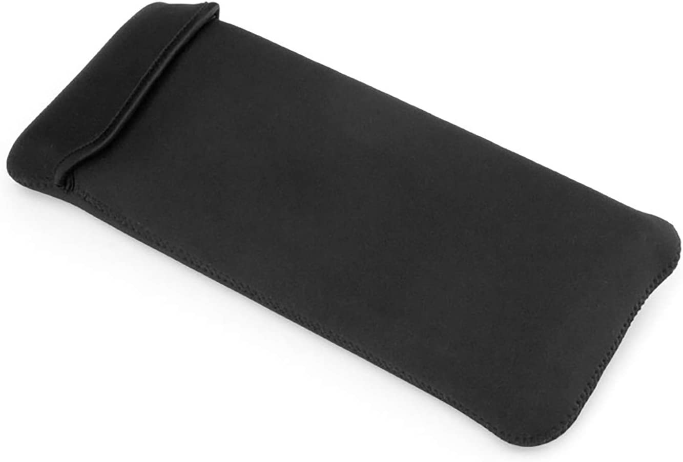 """Grifiti Chiton Fat 12 6.5"""" x 13.5"""" Neoprene Keyboard Sleeve 10keyless Mechanical and 11-13 Inch Keyboards with Mouse Pocket"""