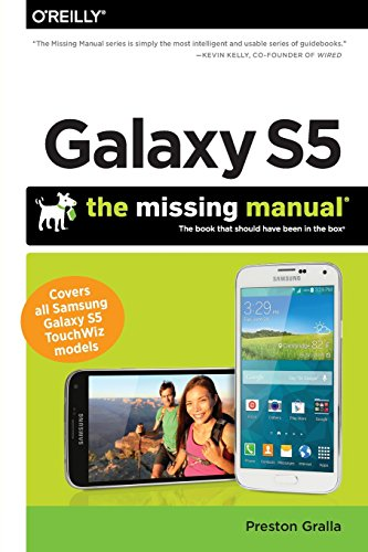 Price comparison product image Galaxy S5: The Missing Manual