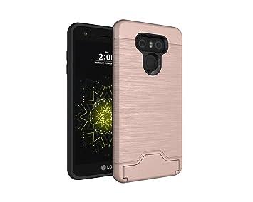 KATUMO Smartphone LG Mobile G6 Fundas, Funda de Piel Carcasa ...