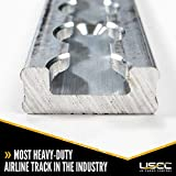 Ancra 6 Foot Airline Style L Track – Heavy Duty