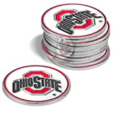 Ohio State Buckeyes Golf Ball Markers (4 Pack)