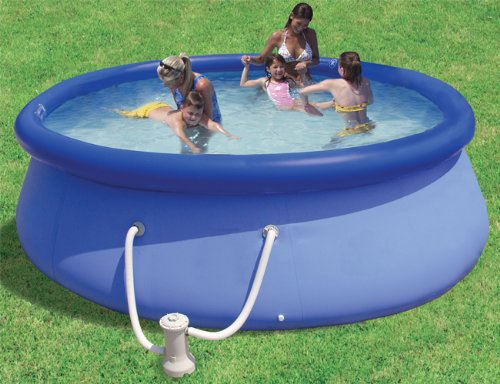 Amazon.com : Summer Escapes Quick Set Ring Pool, 12-Feet by 30-Inch ...
