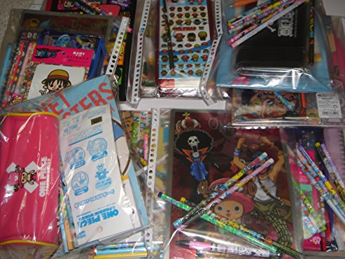 16 of Assorted School Supply manga Stationary Set (16 Items Will Be Randomly Selected From the Image Shown) (Japan School Supplies compare prices)
