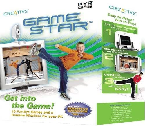 Amazon Com Creative Labs Game Star Vf0080g Electronics