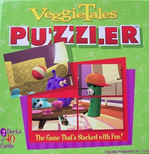(VeggieTales Puzzler)