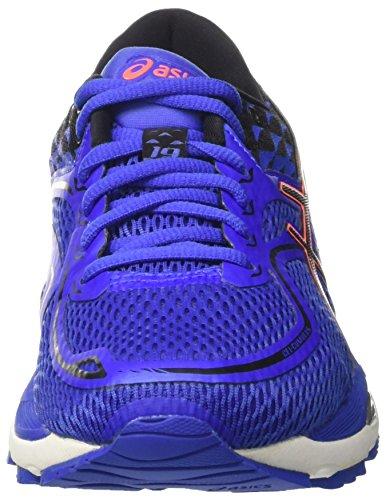 Blue Asics Coral Running Scarpe Flash 19 Gel Blu Purple Black Cumulus Donna nHpST6n