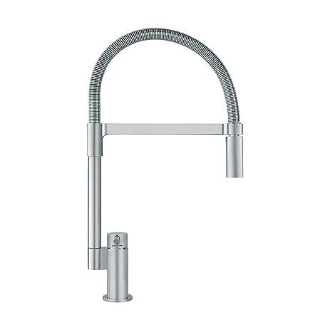 Franke Manhattan Single Handle Pull Down Kitchen Faucet